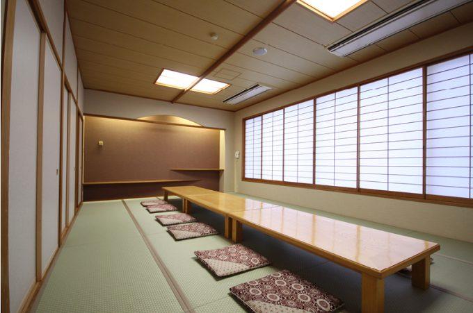 20帖和室 中広間
